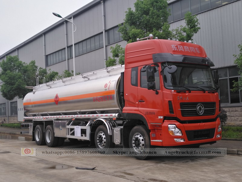 Dongfeng oil tank truck