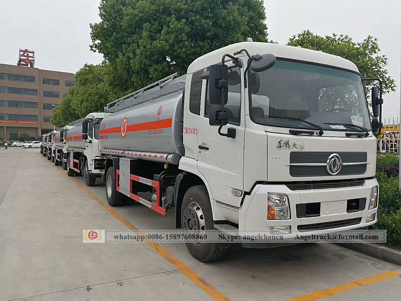 Refueler truck for sales