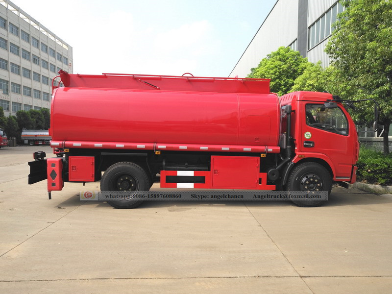 New fuel truck for sales