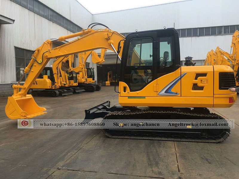 hydraulic crawler excavator construction equipment for sale
