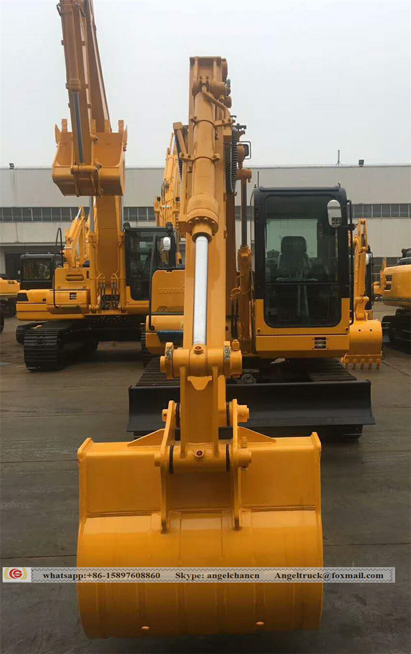 China Heavy construction excavating machinery