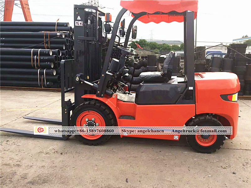 Chinese electric forklift for sale