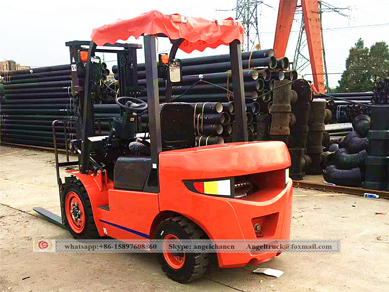 China forklift truck manufacturer
