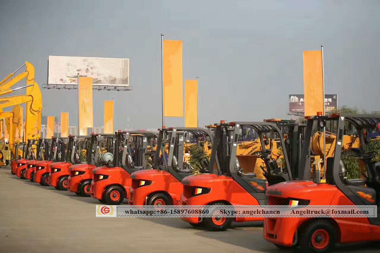 Lift truck for sales