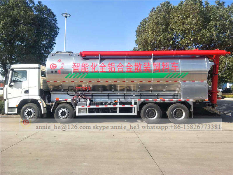 China feed truck for sale
