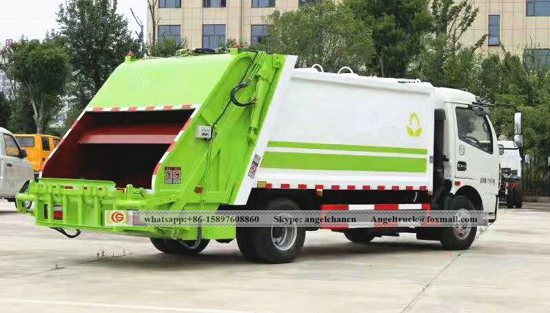 small garbage trucks for sale