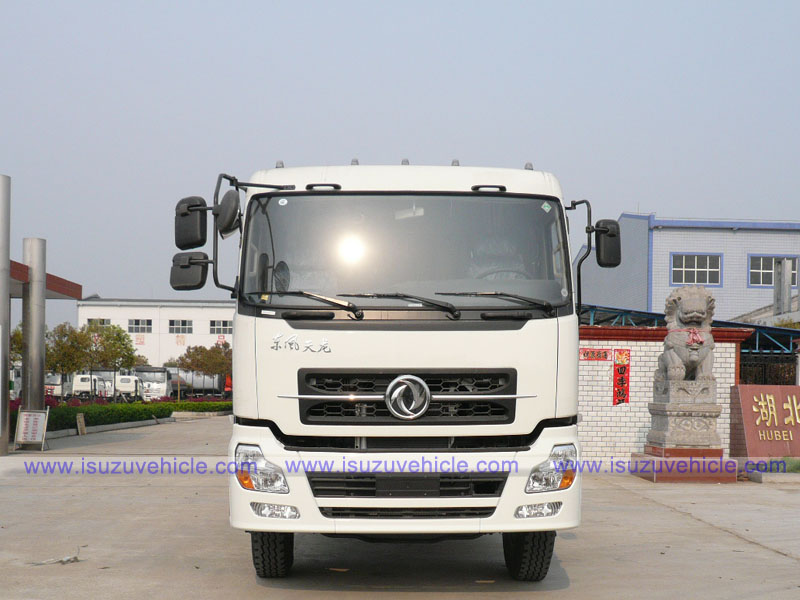 Dongfeng Kingland 22,000 Liters Fuel Transport Truck -Front