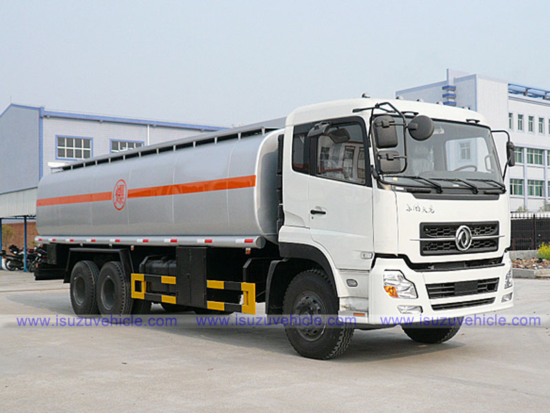 Dongfeng Kingland 22,000 Liters Fuel Transport Truck-1