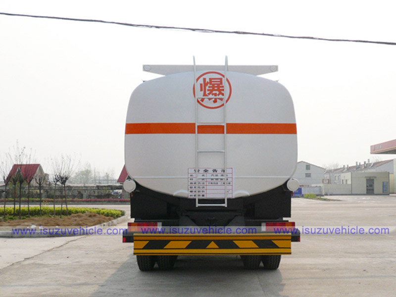 Dongfeng Kingland 22,000 Liters Fuel Transport Truck - 2