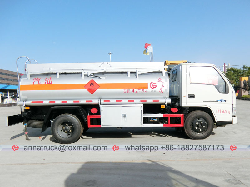 5,000 Liters JMC Fuel Dispensing Truck-1