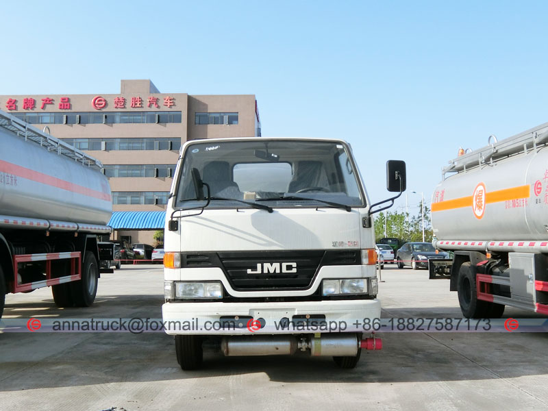 5,000 Liters JMC Fuel Dispensing Truck-3