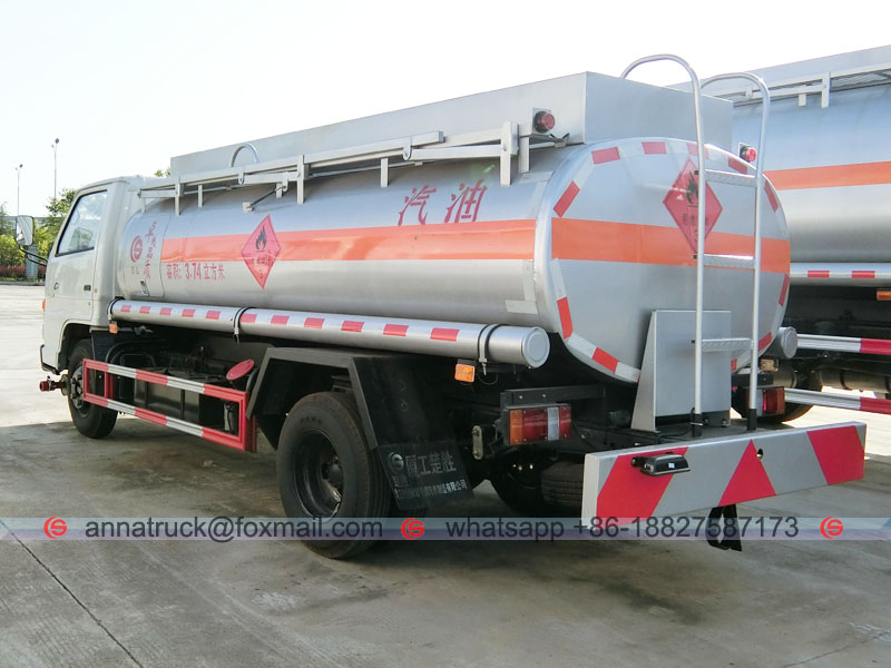 5,000 Liters JMC Fuel Dispensing Truck-4