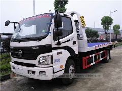 FOTON Road Wrecker Truck
