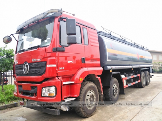 High quality Gasoline tanker truck