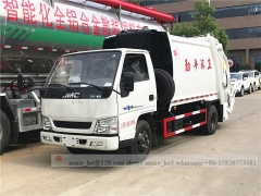 JMC Compressed Rubbish Vehicle
