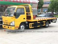 ISUZU wrecker trucks