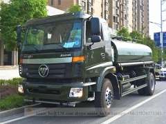 Foton New Water Truck