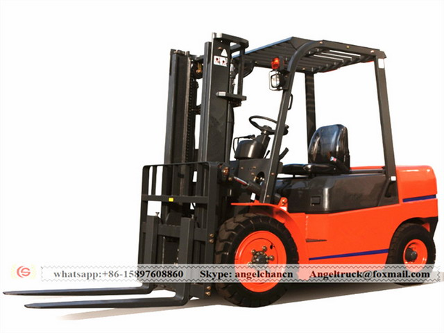 Industrial Forklift equipment
