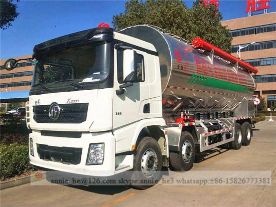 30-35 Cubic meter bulk feed car