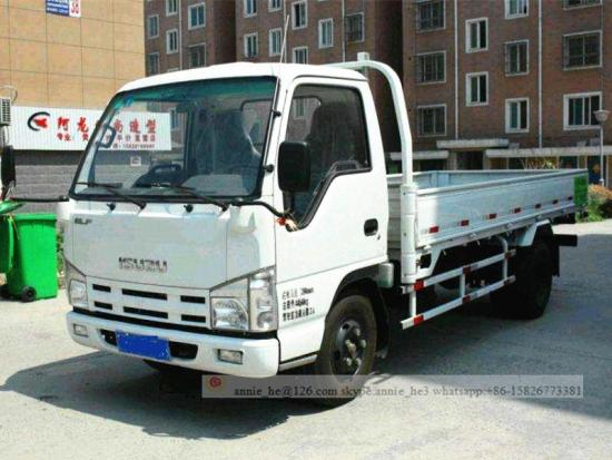 Light duty tipper truck Isuzu
