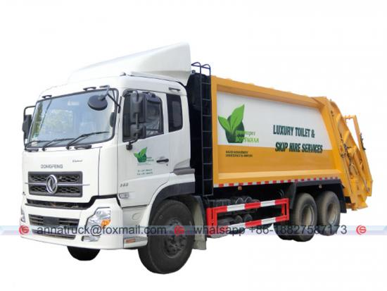 18cbm Dongfeng Kingland Garbage Compactor