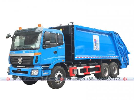 18m³ Garbage Compacting Truck FOTON