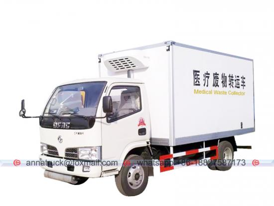 Dongfeng Medical Waste Collector