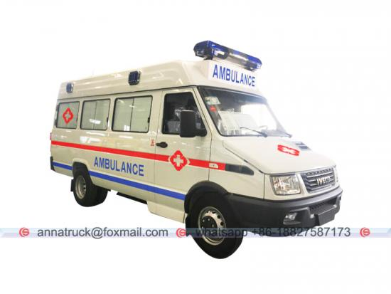 IVECO Emergency Ambulance