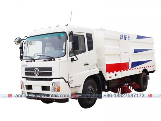 Dongfeng Kingrun Road Sweeping Truck
