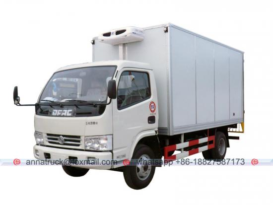 Dongfeng Refrigerator Vehicle