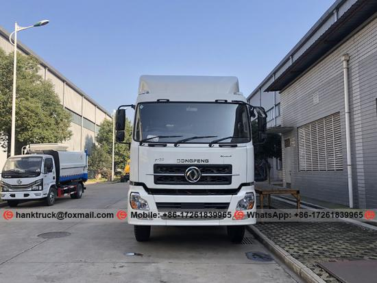 RHD DONGFENG 18 CBM Garbage Compactor Truck with Cummins Engine