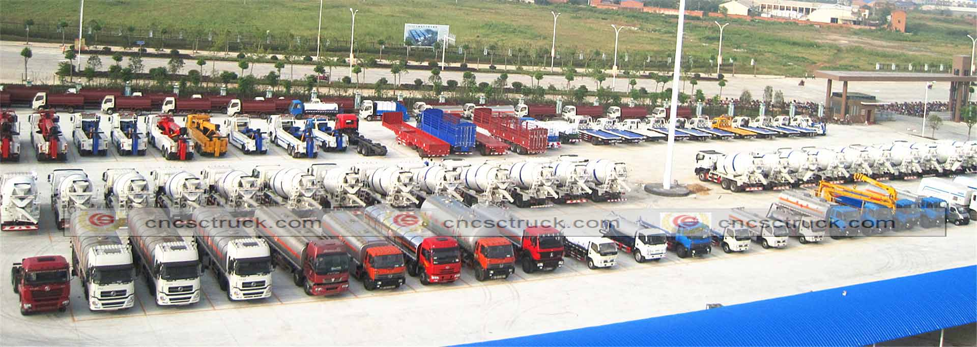 China Fuel Tanker Truck Manufacturer